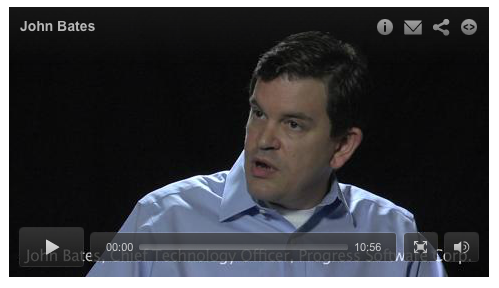 John Bates Video Institutional Investor